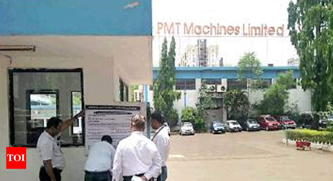 pmt machines debt recovery tribunal attaches pmt machines plant to