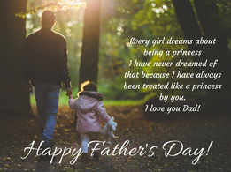 Father's Day 2018: Images, Cards, GIFs, Pictures & Image Quotes
