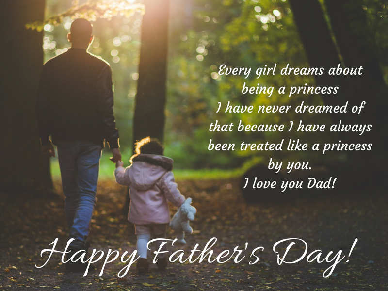 Greeting Card Daddy Love You Birthday Fathers Day Christmas Children Dad Fun guy