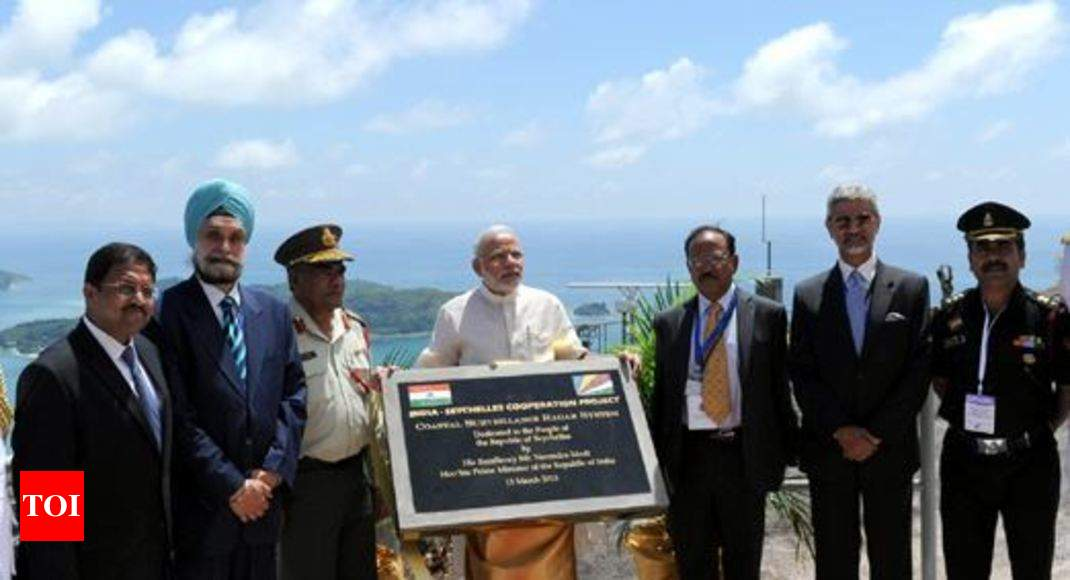 Seychelles won't move forward on naval project with India: President