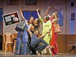 Theatre review: 'Selfie', directed by Tannaz Irani