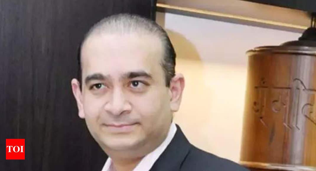 As Nirav Modi travels on revoked passport, CBI blames Interpol - Times of India