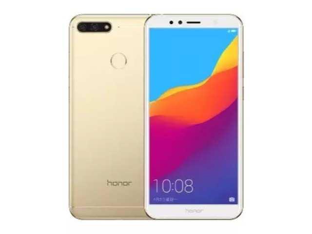 official photos a65b6 7fb1b Honoe 7A Sale on Flipkart: Honor 7A with 3GB RAM goes on sale on ...