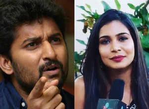 BB Telugu 2: Host Nani's befitting reply to evicted contestant Sanjana