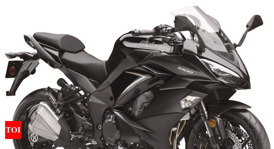 Kawasaki 2019 Kawasaki Ninja 1000 Launched At Rs 999 Lakh Most