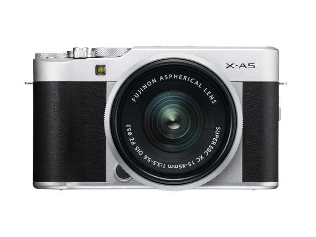 FujiFilm launches X-A5, smallest and lightest mirrorless digital camera at Rs 49,999