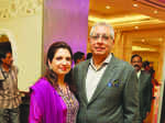 Mayank Agarwal and Aashita Sood's wedding reception