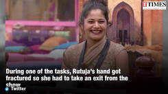 Bigg Boss Marathi: Rutuja Dharmadhikari talks about her re-entry