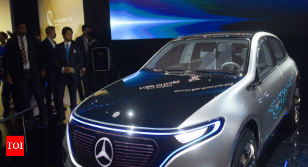 Electric Vehicles Mercedes Benz Plans To Make E Cars In Pune
