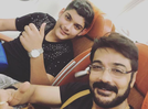 Prosenjit off to Russia with son Trishanjit