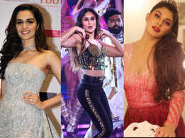 Who wore what at Femina Miss India 2018 finale