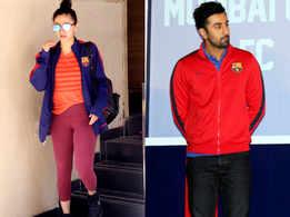 Did Alia Bhatt wear Ranbir Kapoor's jacket?