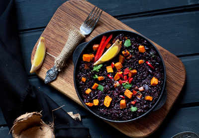 What is black rice? Its health benefits, essential tips and recipes