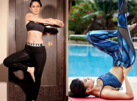 International Yoga Day: TV actresses who swear by Yoga