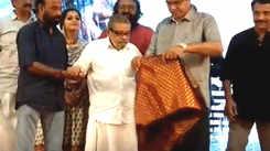 Jayaraj's Bhyanakam team felicitates veteran music composer Arjunan Master