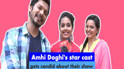 Amhi Doghi's star cast gets candid about their show