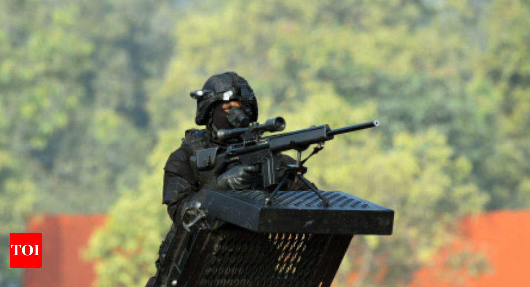 NSG to Be Deployed in Anti-Terror Operations in J&K Soon