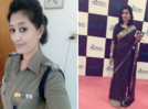 TV actress held for foul mouthing cops