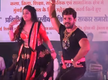 Watch: Khesari Lal Yadav and Ritu Singh's stage performance