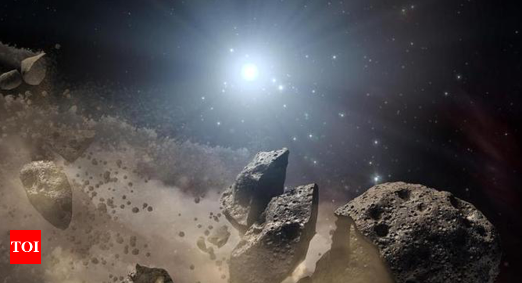 Spaceships and evacuation: How Nasa plans to protect Earth from killer asteroids - Times of India