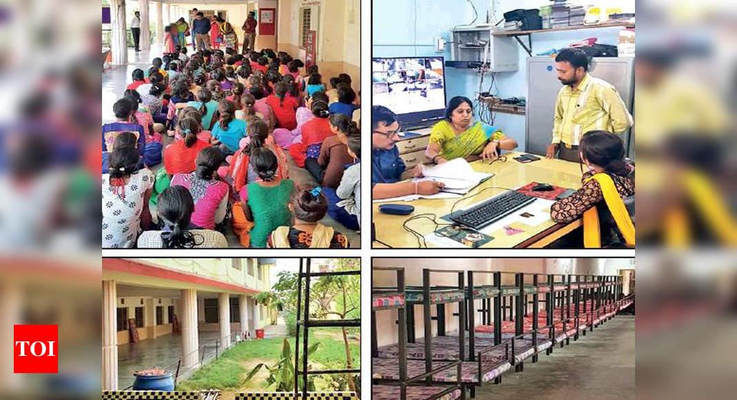 Probe irregularities at Daaati Maharajs ashram | Jaipur