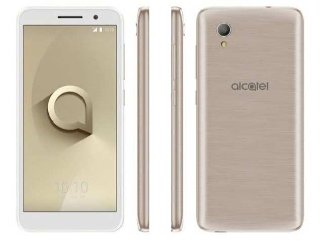 Cheapest Android Go running smartphone goes official, to sport 5-inch screen and 1GB RAM
