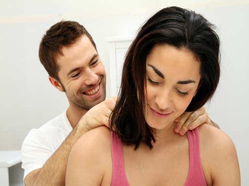 Girls of sexy massage Massage porn