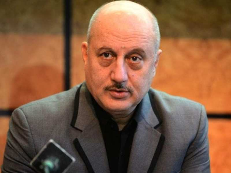 Anupam Kher: Loneliness not attractive if affecting mind | Hindi Movie News - Times of India