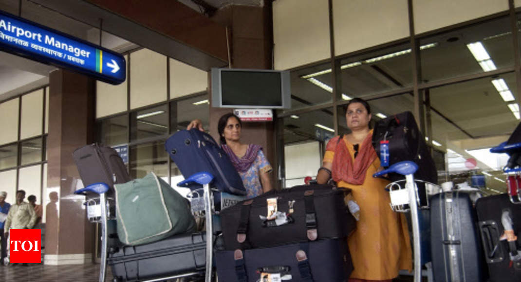 Image result for custom checking at airport india