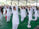 Shivaji University in Kolhapur celebrates International Yoga Day