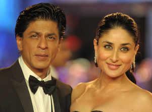 Has Kareena agreed to star in SRK's Salute?