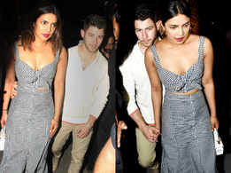 Priyanka and Nick's stylish date is breaking the net