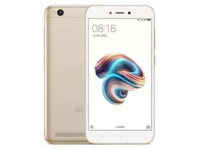4ad463b9cc0 Xiaomi Redmi 5A to go on sale on Flipkart today at 12PM - Mobiles ...