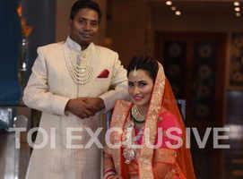 Myra Karn-Raj Kumar Gupta's wedding pictures