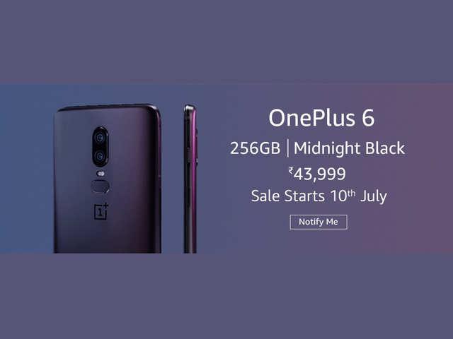94973c06ab8 OnePlus 6 8GB RAM