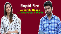 Lakshmi Sadaiva Mangalam's Surbhi Hande and Omprakash Shinde nail the rapid fire segment