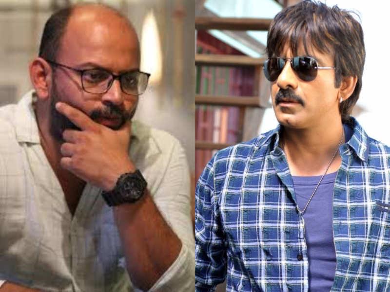 Ravi Teja and Vi Anand's film titled 'Disco Raja'? | Telugu Movie News -  Times of India