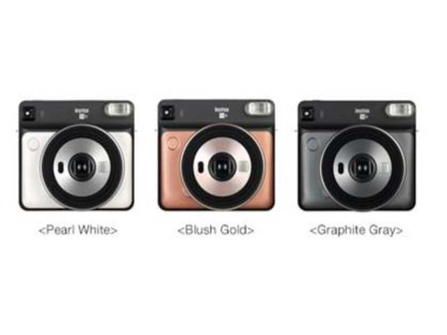 Fujifilm launches Instax Square SQ6 in India: Priced at Rs 9,999