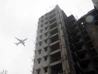 Building under construction had civil aviation ministry's nod