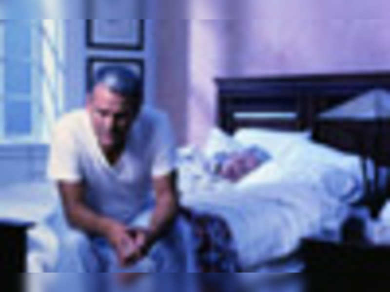 Insomniac men more likely to die early