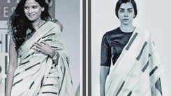 Designer Vaishali S accuses Sanjay Garg of plagiarism