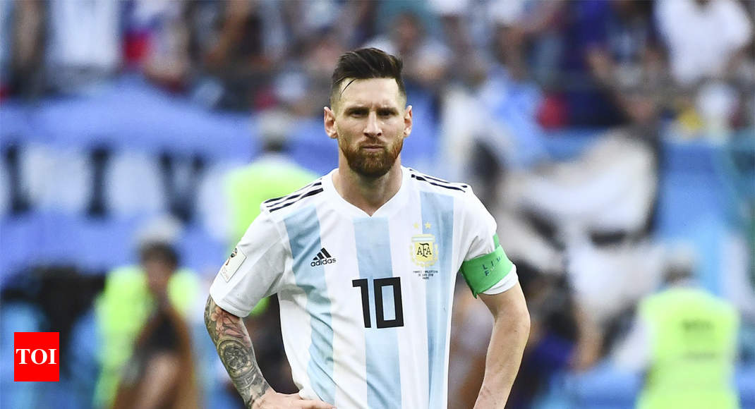 photo - FIFA World Cup: Messi's disappointments with Argentina - Cases of India