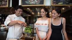 Miss India 2018 state winners at Executive Lounge & Fratelli Fresh restaurant in Renaissance Mumbai