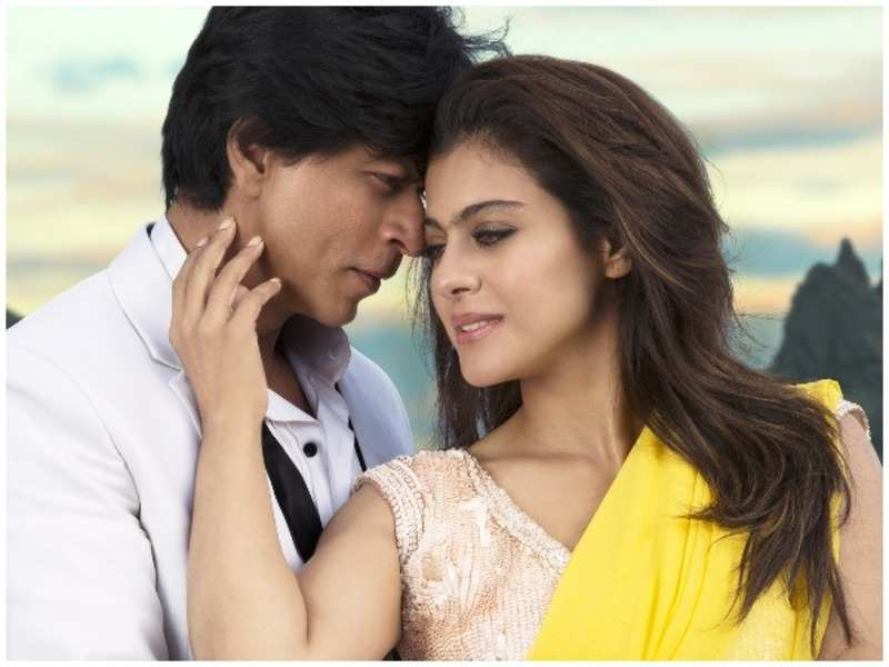 When Shah Rukh Khan snapped at Kajol on a film set