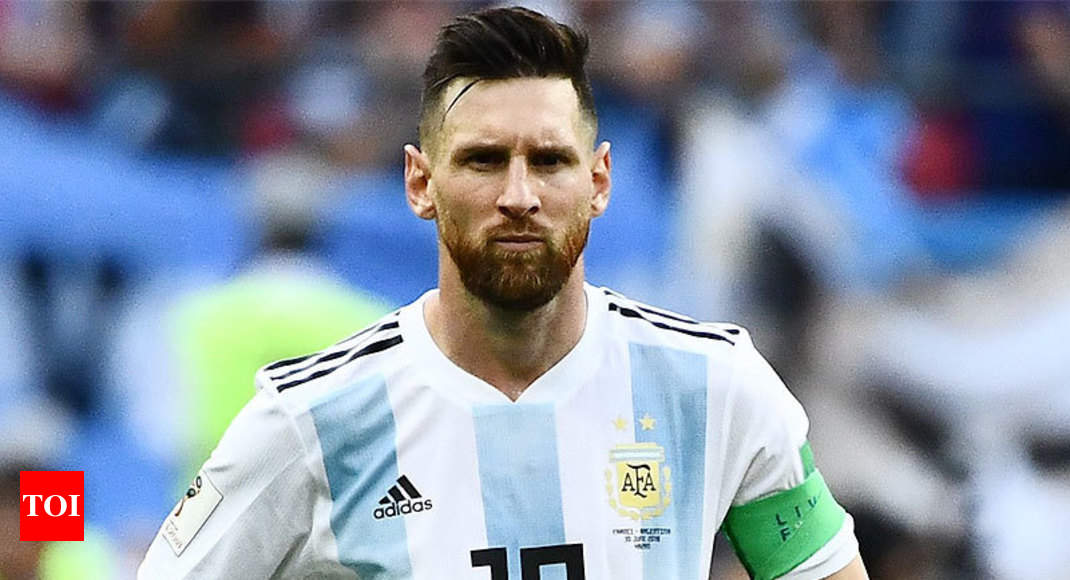 af5ecff7a53 FIFA World Cup 2018  Lionel Messi may have a bit left in tank ...