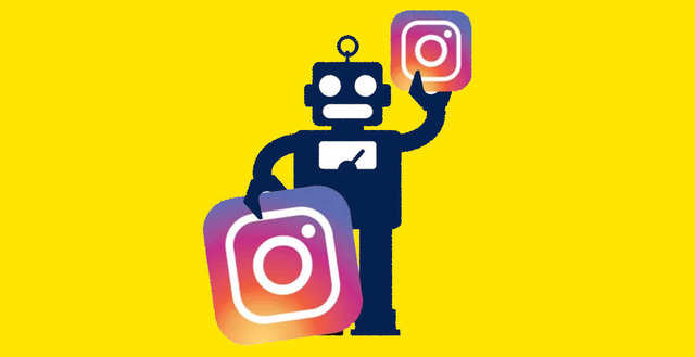 Your Instagram role model's a bot?