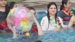 Banaras ladies beat the heat in style