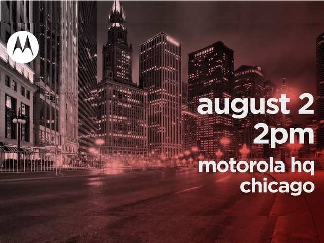 Motorola teases a 'big announcement' for August 2