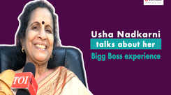 Usha Nadkarni talks about her Bigg Boss experience