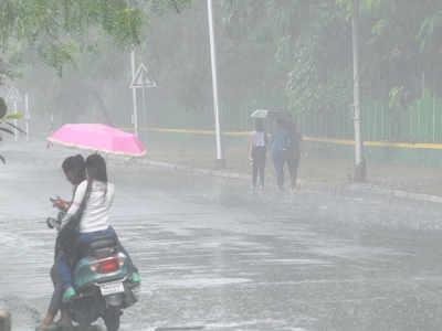 Mumbai weather: Heavy rain in Mumbai likely today: Met | Mumbai News